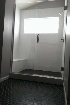 Door & Panel Shower