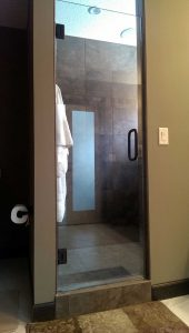 All Glass Shower Door