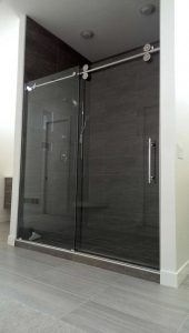 Modern Sliding Shower Door