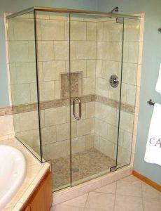 Shower & Tub Deck