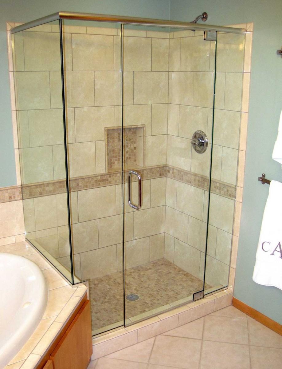 Corner Shower American Mirror Amp Glass